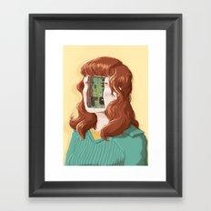 PCB Framed Art Print