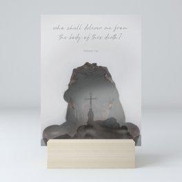 Jesus Mini Art Print