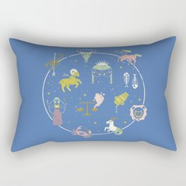 Strange Fortunes: Dreamscape Rectangular Pillow