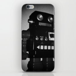 Toy Robot iPhone Skin