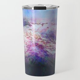 Andes (A Seismic Portrait) Travel Mug