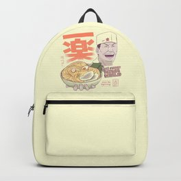 Ichiraku best Ramen Backpack
