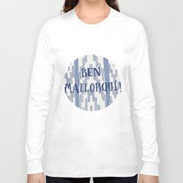 Ben Mallorquí Long Sleeve T-shirt