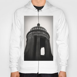 London House Hotel Chicago Architecture Hoody