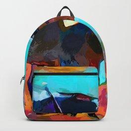 Texas Longhorn Backpack