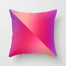 Fade M27 Throw Pillow