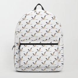 ElegantManchurian-pink Backpack