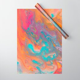 rainstorm Wrapping Paper