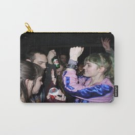 Grimes Dancing in Brooklyn  Carry-All Pouch