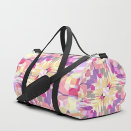 Remix Colorful Mandala 02 Duffle Bag