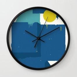 Brontos Wall Clock