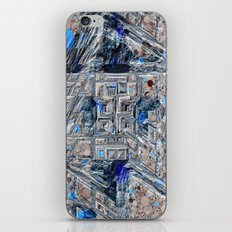Rocky Outcropping - Negative iPhone & iPod Skin