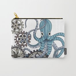 Miss. Octopus Carry-All Pouch