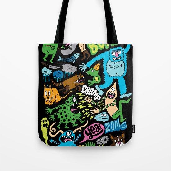 BONK! Tote Bag