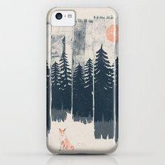 A Fox in the Wild... Slim Case iPhone 5c