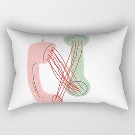 Dialog Rectangular Pillow