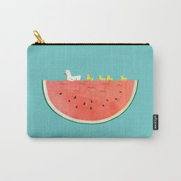 duckies and watermelon Carry-All Pouch