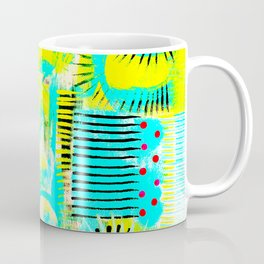 Acid Burst Coffee Mug