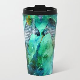 Love Beyond The Moon And Stars - Bagaceous Travel Mug