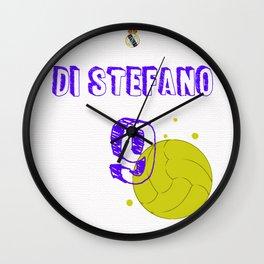 Di Stéfano Wall Clock