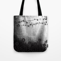 Flowers in summer Tote Bag