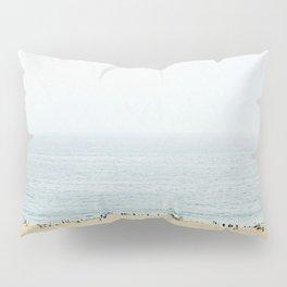 Santa Monica Beach Pillow Sham