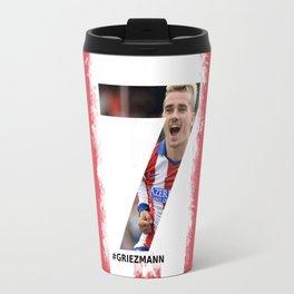 atletico madrid griezman Travel Mug