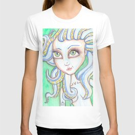 Octopus Mermaid T-shirt