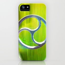 Sacred Geometry - Trinity 03 iPhone Case