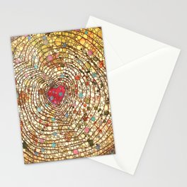 Tree Rings - 20 years of Love Stationery Cards