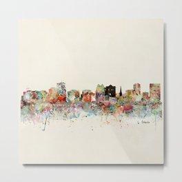 orlando florida skyline Metal Print