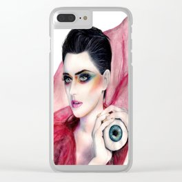 Will You Be My Witness? Clear iPhone Case