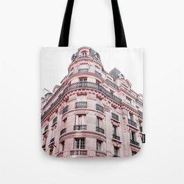 French Corner Tote Bag