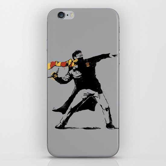 The Snatcher iPhone & iPod Skin