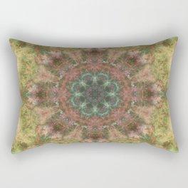 Space Mandala no12 Rectangular Pillow