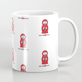 RED CUTIE Coffee Mug