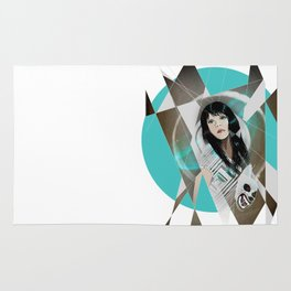 BAT FOR LASHES & The Mask Rug