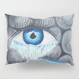 L'amour au coeur de pierre Pillow Sham