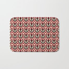 HEARTS AND RAYS SIZE S Bath Mat