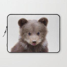 Baby Bear Cub Laptop Sleeve