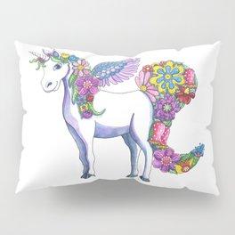 Madeline the Magic Unicorn Pillow Sham