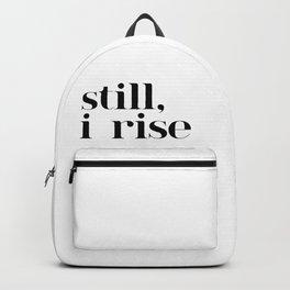 still I rise VII Backpack