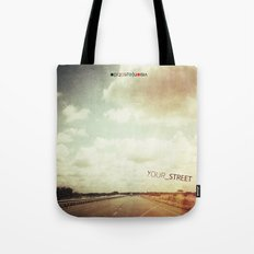 your street Tote Bag