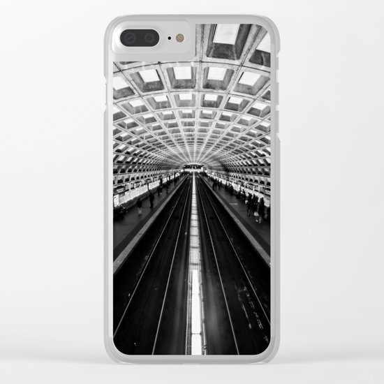 The Underground Clear iPhone Case