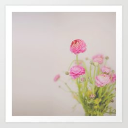 . florets . Art Print