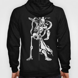 Skeleton/Nio Hoody