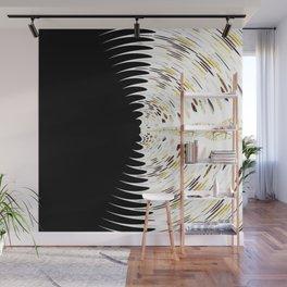 Fluidity series - XIII Wall Mural