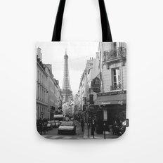 Rue St Dominique Tote Bag