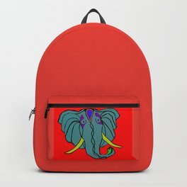 The Magnificent Elephant Backpack