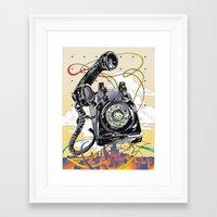 technology Framed Art Prints featuring Ancient Technology by David Chestnutt